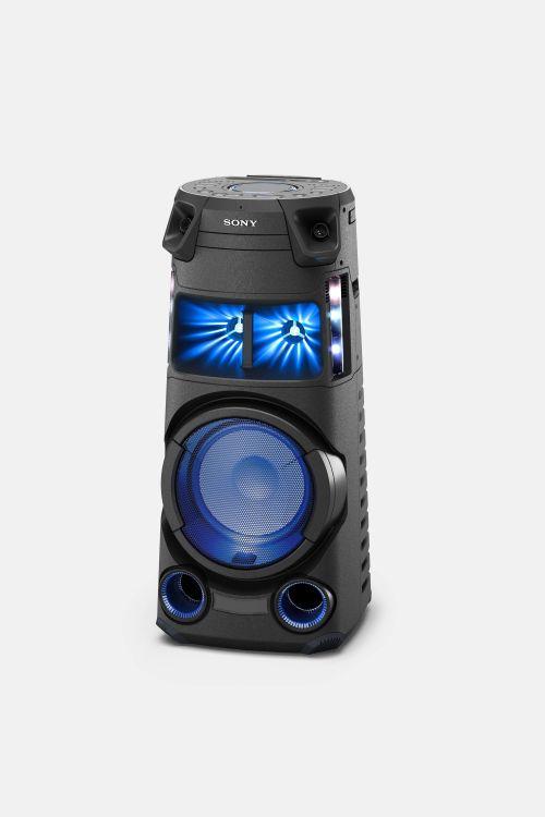 Loa MHC-V13 và MHC-V43D: Bữa tiệc âm thanh và ánh sáng chất lượng cao của Sony