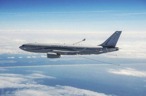 Pháp đặt hàng thêm máy bay vận tải đa năng A330-200 MRTT