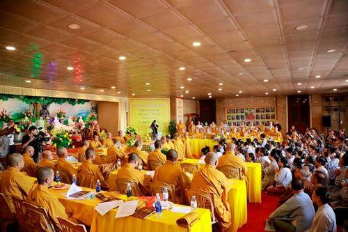 Nghệ An tổ chức lễ Tự tứ và sơ kết Phật sự