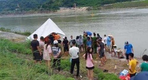 Đã tìm thấy thi thể nam sinh lớp 11 bị mất tích trên sông Đà