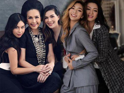 'Hậu duệ nhan sắc' của các mỹ nhân Việt
