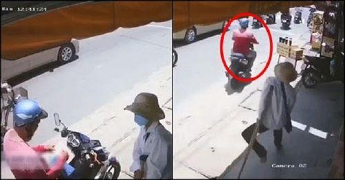 Gã thanh niên cướp vé số của người tàn tật gây phẫn nộ dư luận