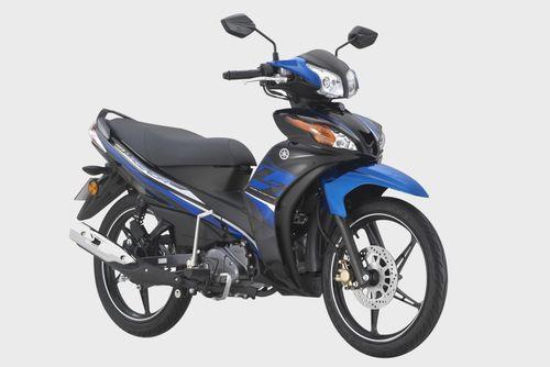 Yamaha Jupiter phiên bản mới được ra mắt tại Malaysia