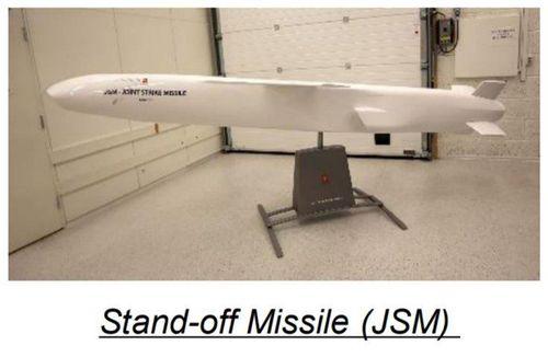 Nhật Bản lên kế hoạch trang bị tên lửa JSM cho F-35