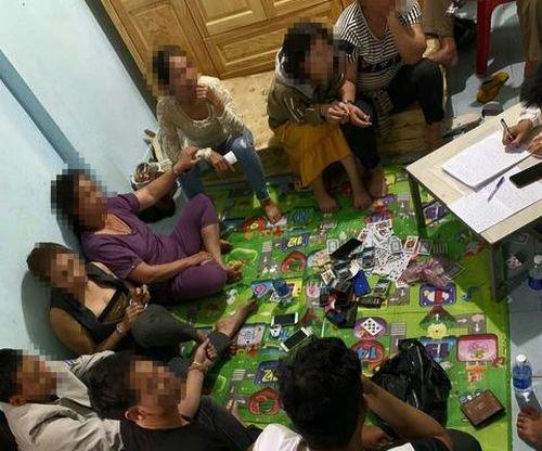Lâm Đồng: Liên tiếp bắt quả tang 2 vụ đánh bạc