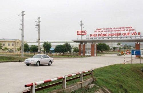 Bắc Ninh sắp có thêm khu công nghiệp 277ha tại Quế Võ