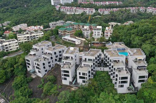 Chính phủ Mỹ bí mật bán các biệt thự ở Hồng Kông