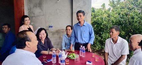 Tiếp nối hành trình trao tặng 'Mái ấm Tư pháp' của Báo Pháp luật Việt Nam