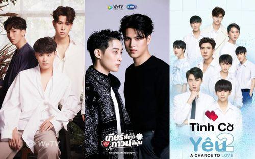 Những phim boylove Thái Lan không thể bỏ qua ở WeTV