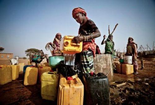 3,2 tỉ người 'khát nước' vào năm 2050