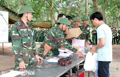 Trung đoàn 250 (Sư đoàn 309): Nâng chất huấn luyện dự bị động viên