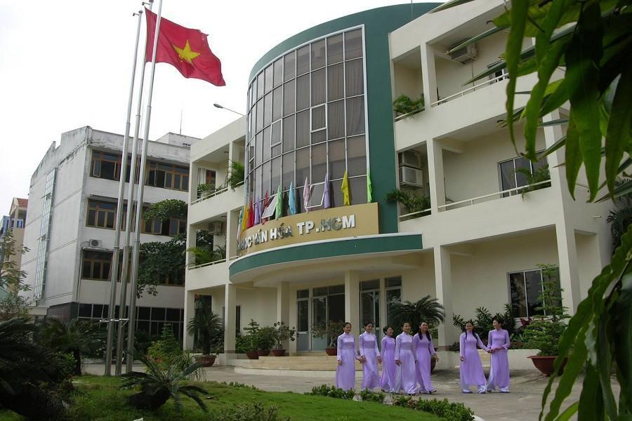Nhóm ngành du lịch có điểm chuẩn cao nhất ĐH Văn Hóa TP.HCM