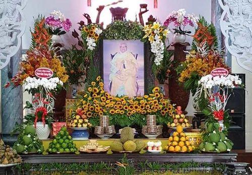 Lễ tưởng niệm Ni trưởng khai sơn tổ đình Kim Sơn