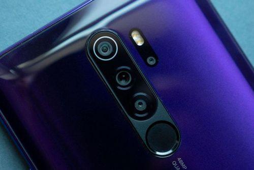 Ngắm smartphone 4 camera sau, pin 5.100 mAh, giá gần 5 triệu đồng