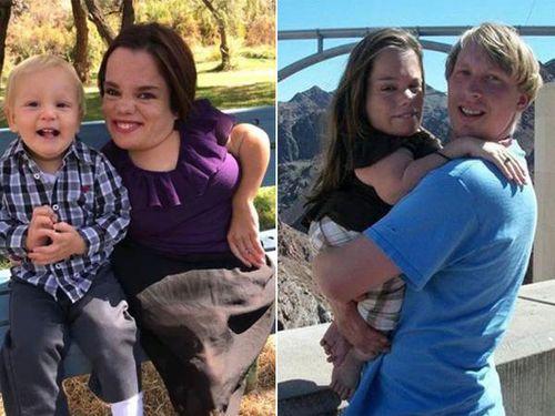 Bà mẹ xương thủy tinh cao chỉ 86cm sinh con thành công sau 2 lần sảy thai