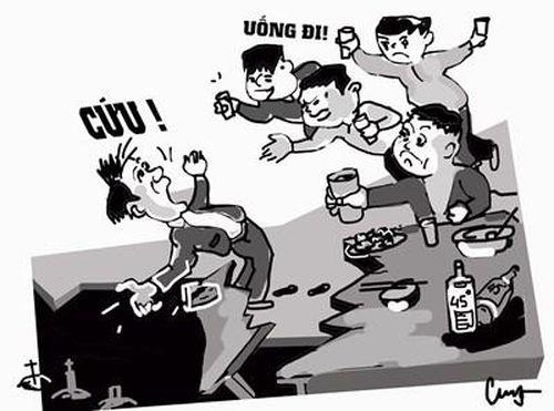 Truyền thống văn hóa rượu của người Việt