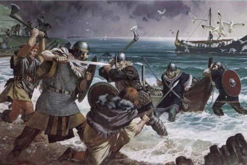 Những loại vũ khí bất ly thân của người Viking - dân tộc hùng mạnh nhất nhì trong lịch sử loài người