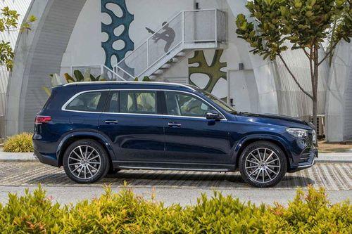 Chi tiết Mercedes-Benz GLS 450 4Matic 2020 vừa trình làng, giá gần 5 tỷ đồng