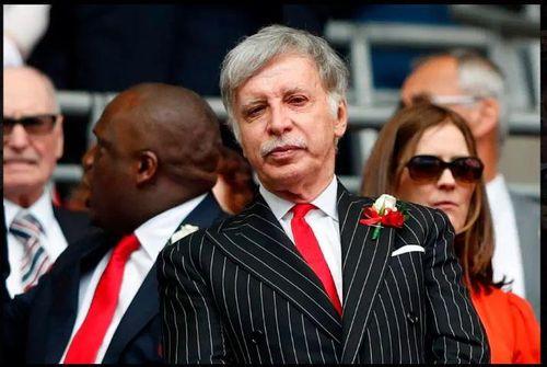 Ông chủ người Mỹ không rót xu nào vào Arsenal trong 5 năm qua