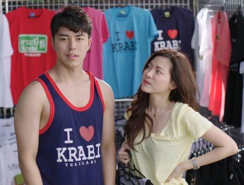 Nhan sắc ngày càng xinh đẹp của diễn viên Baifern Pimchanok