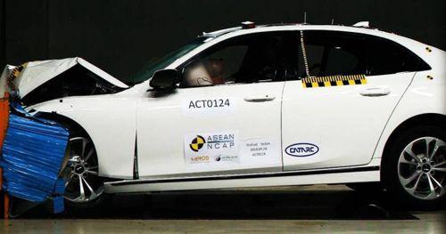Ô tô cần có những trang bị gì để đạt chuẩn an toàn ASEAN NCAP?