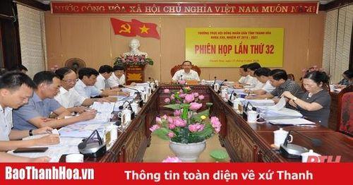 Cho ý kiến vào một số nội dung trình tại Kỳ họp thứ 13, HĐND tỉnh Thanh Hóa khóa XVII