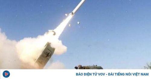Sức mạnh công phá của tên lửa chiến thuật mới PrSM do Mỹ chế tạo