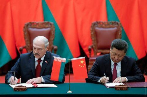 Khủng hoảng Belarus đe dọa 'Vành đai và Con đường' của Trung Quốc