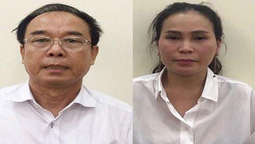 Nguyên Phó Chủ tịch TP HCM Nguyễn Thành Tài 'ngã ngựa' vì nữ doanh nhân trẻ đẹp thế nào?