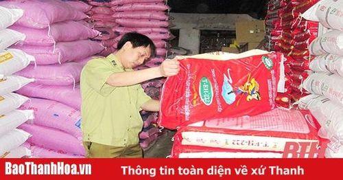 Giám sát chất lượng thức ăn chăn nuôi tại vùng GAHP