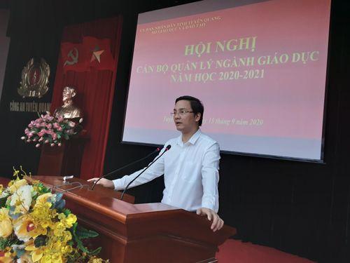Tuyên Quang: Biến khó khăn thành cơ hội, đưa chất lượng giáo dục đi lên