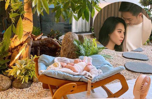 Bên trong căn biệt thự triệu đô của Cường 'Đô La' - Đàm Thu Trang
