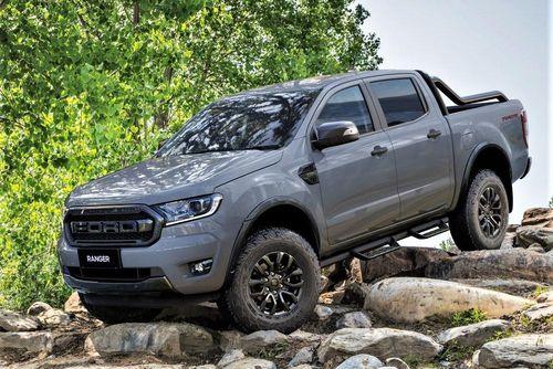 Bán tải Ford Ranger FX4 MAX được ra mắt