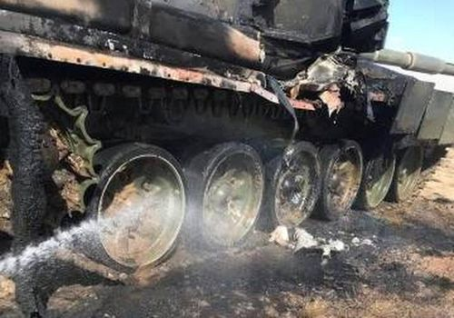 Tranh luận nóng: Trúng tên lửa 9M113 Konkurs nhưng giáp T-90A vẫn đứng vững?