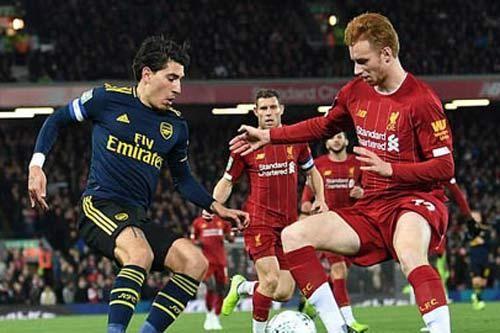 Bốc thăm vòng 4 cúp Liên đoàn Anh 2020/21: M.U 'dễ thở', chờ cặp Arsenal - Liverpool