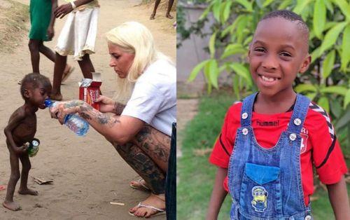 Cậu bé châu Phi bị gán danh 'phù thủy' năm nào đạt thành tích khó tin ở trường, cách giáo dục của mẹ nuôi mới khiến người ta nể phục!