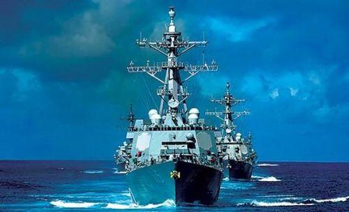 Mỹ tăng sức mạnh hải quân đối phó Trung Quốc