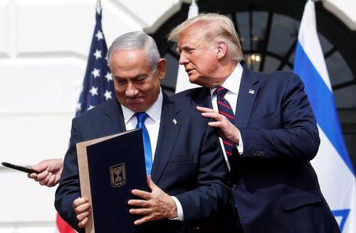 Đằng sau thỏa thuận bước ngoặt ở Trung Đông