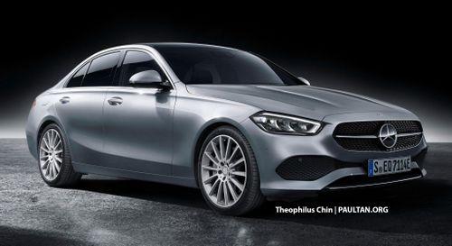 Mercedes-Benz C-Class 2021 sẽ trông như thế nào?