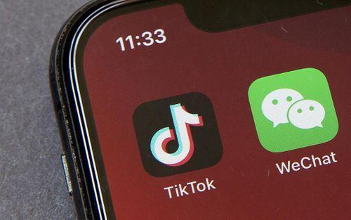 Mỹ chính thức cấm tải về TikTok và WeChat từ chủ nhật tuần này