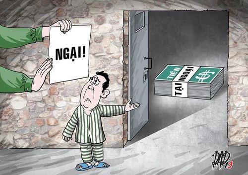 Người bị tạm giam mắc bệnh hiểm nghèo chỉ là một trong các căn cứ để xem xét cho tại ngoại
