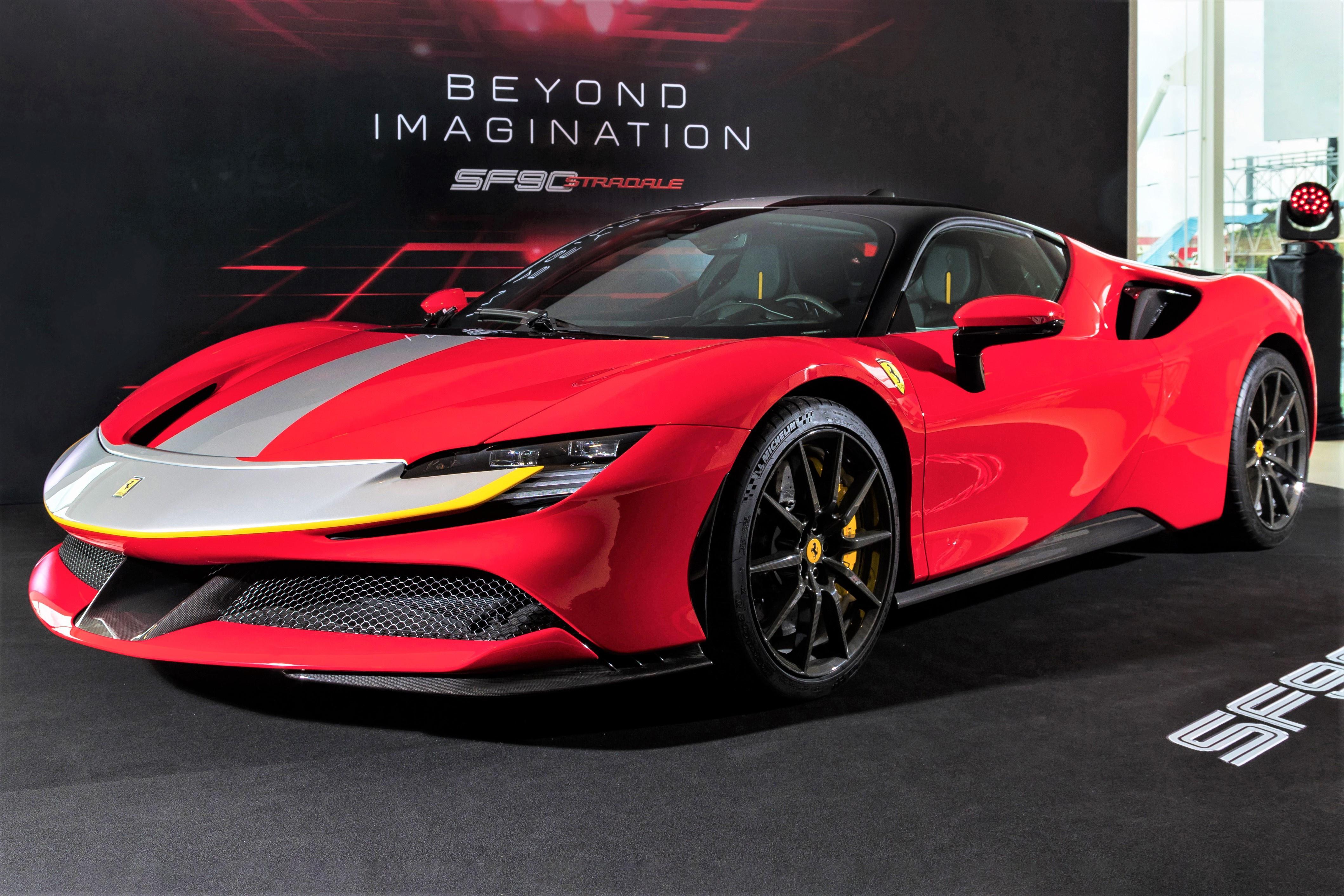 Siêu xe Ferrari SF90 Stradale được ra mắt tại Malaysia