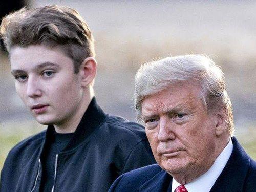 Những sự thật không phải ai cũng biết về 'Hoàng tử Nhà Trắng' Barron Trump