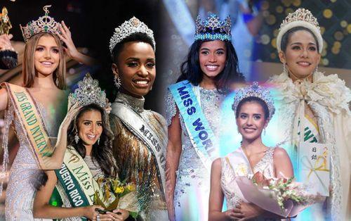 Miss Grand chính thức hoãn tổ chức, cuộc thi nhan sắc Big 5 hoàn toàn đóng băng, Miss Earth 'cố chấp' thi Online