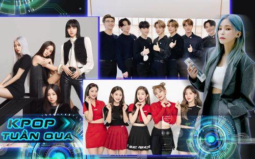 Kpop tuần qua: Dynamite (BTS) đạt triệu bản tại Mỹ, BlackPink có thêm MV thứ 6 cán mốc 550 triệu view, công ty PSY chiêu mộ 'quái vật nhạc số' Heize
