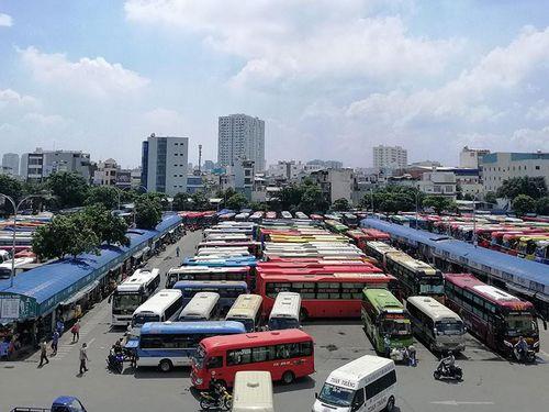 Nhiều băn khoăn khi Bến xe Miền Đông mới hoạt động
