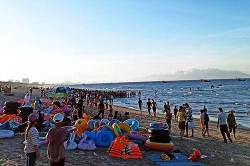 Quảng Nam: Phát hiện thi thể một người nước ngoài trôi dạt trên biển