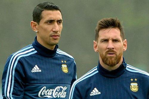 Di Maria từng lôi kéo Messi đến PSG