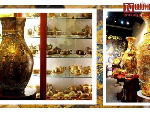 Bí mật hành trình sưu tập cổ vật 'đẳng cấp thế giới' của nhà sưu tầm Sài thành