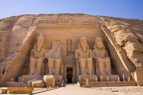 Khung cảnh choáng ngợp những ngôi đền cổ nổi tiếng nhất Ai Cập